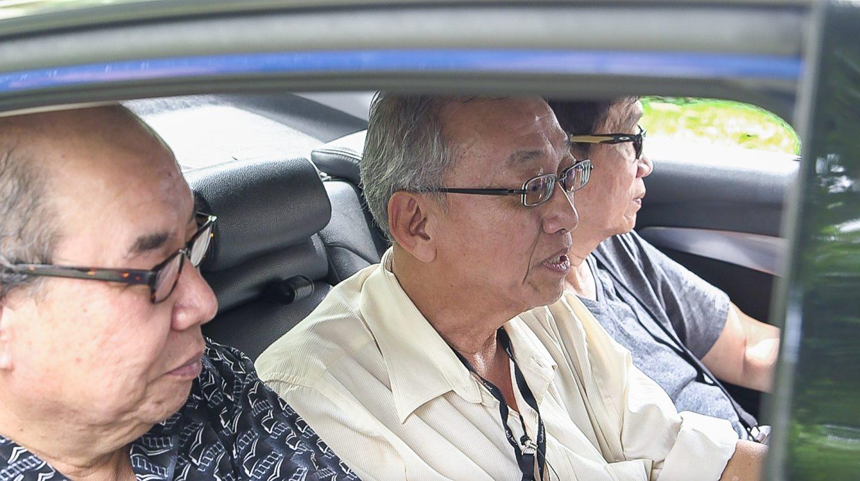 2 Taxi drivers christian fellowship