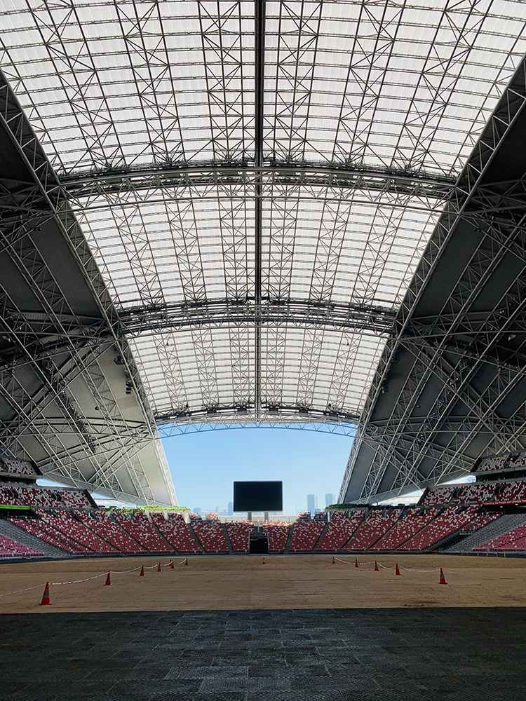 Celebration of Hope will be held at the National Stadium, 17 to 19 May, 2019.