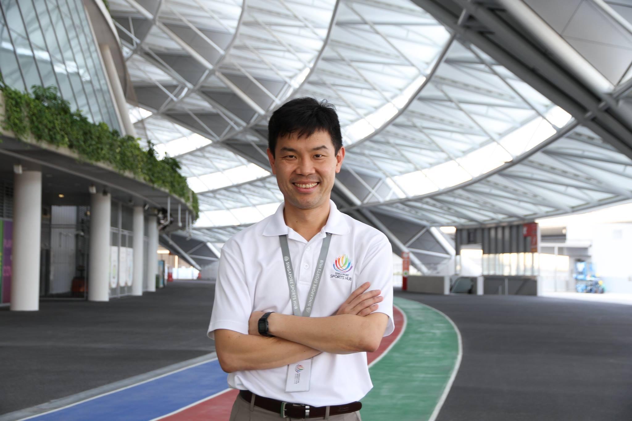yu khing sports hub