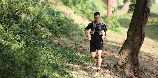 TPK running green